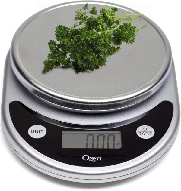 Budget Choice: Ozeri Pronto Digital Kitchen Scale