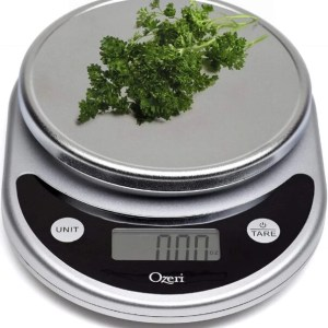 Budget Choice: Ozeri Pronto Digital Kitchen Scale