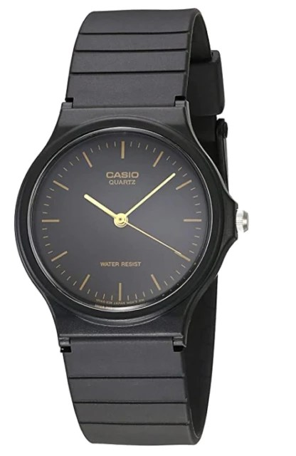 Casio MQ24 Resin Watch