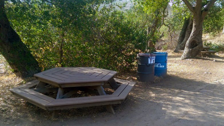 San Diego Hiking: Suycott Valley Picnic Area