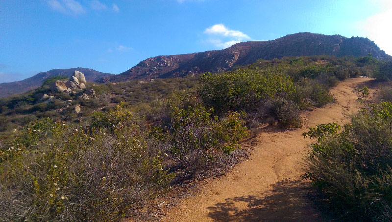 South Fortuna Trail Hike