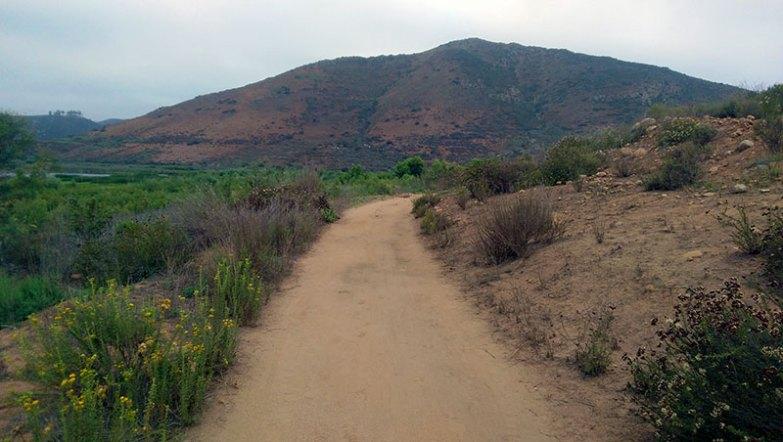 Bernardo Mountain Summit Trail
