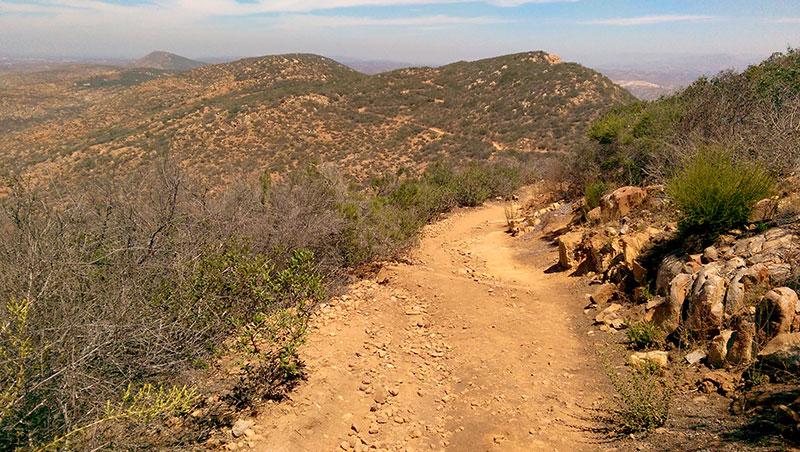 Pyles Peak Trail