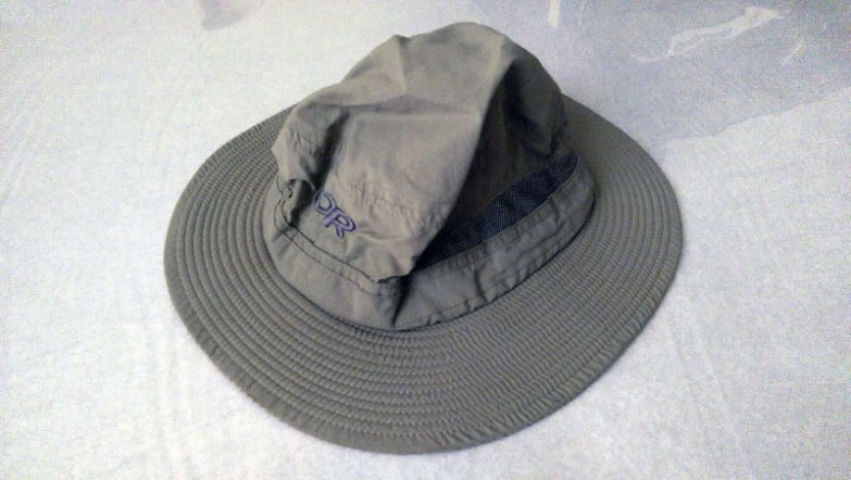 Gear essential #5 - ball cap or sun hat
