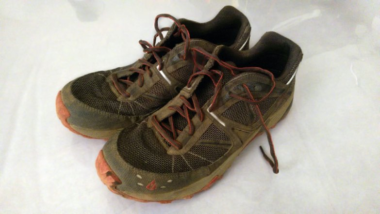 Essentail gear #1 - Hiking shoes