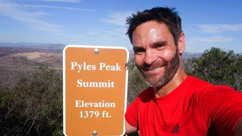 Mission Trails 5-Peak Challenge - Pyles Peak