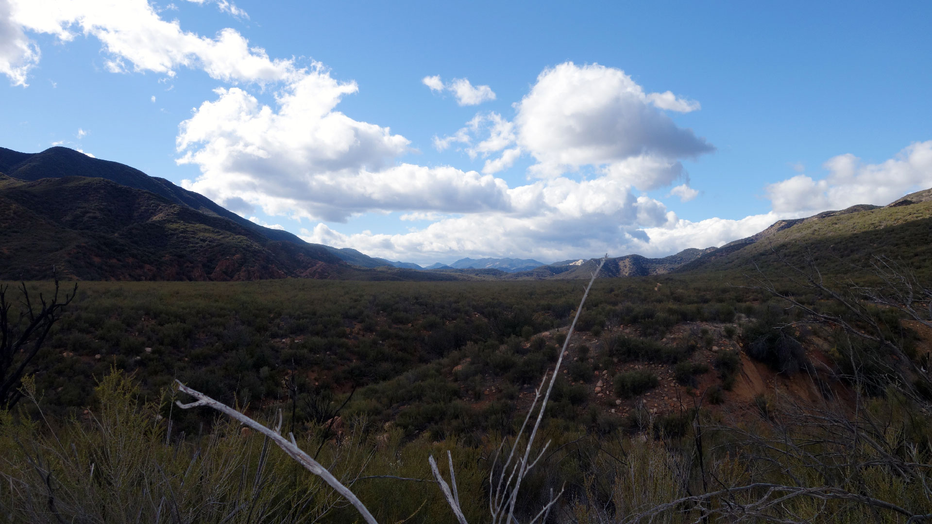 Sespe River Trail - Hiking and Camping in Los Padres National Forest