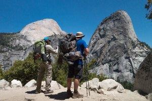 Hiking the John Muir Trail