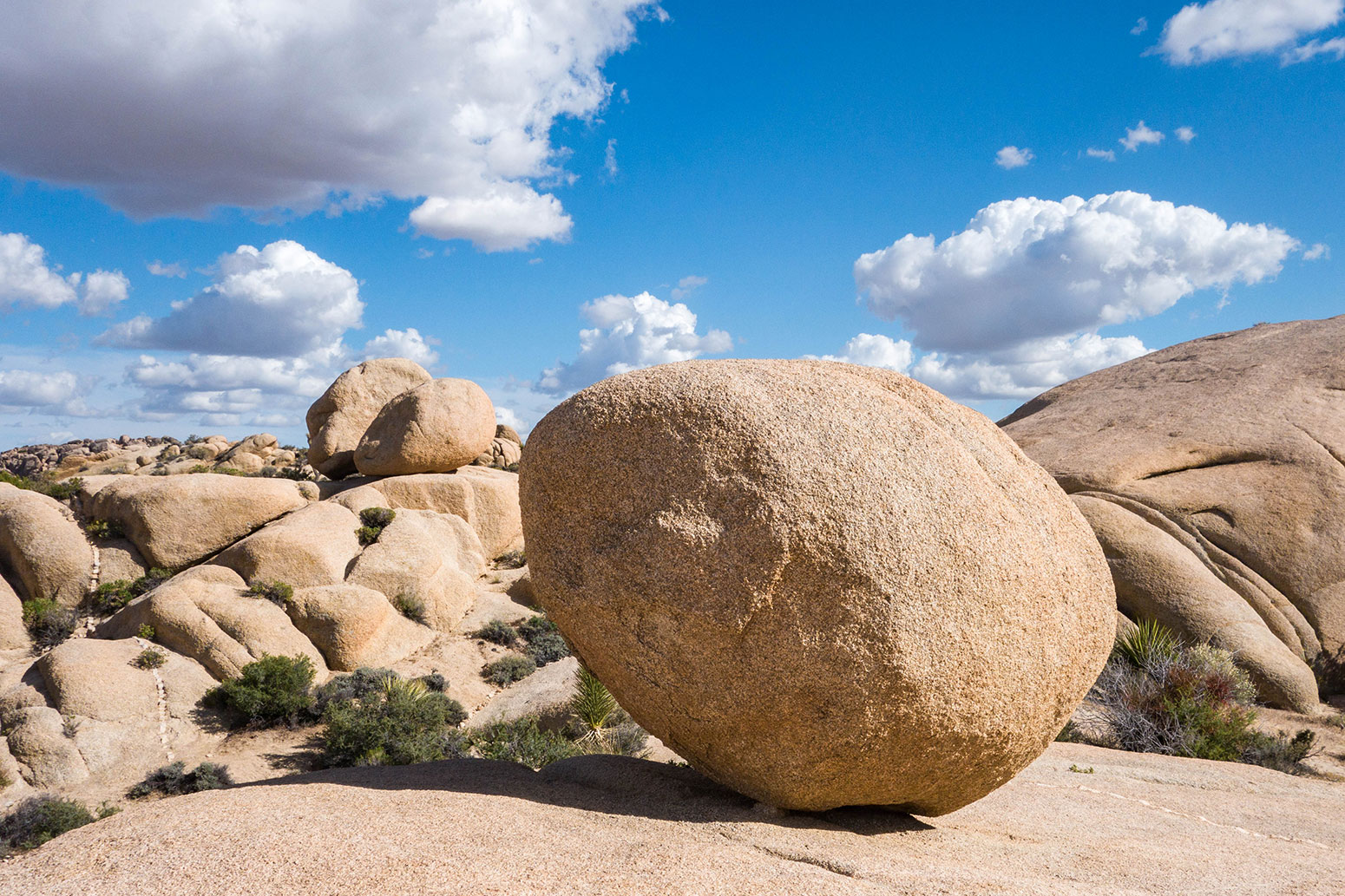 Joshua Tree - Jumbo Rocks