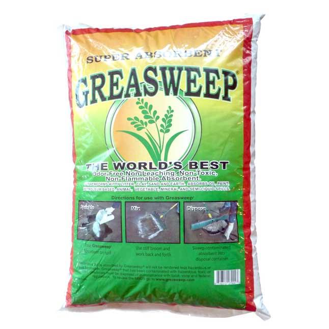 Greasweep 15 lb. Bag