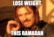 Lose Weight This Ramadan