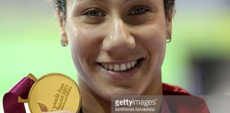 Farida Osman Wins Bronze at the Farida Osman Wins Bronze at the 17th FINA championshipFINA championship