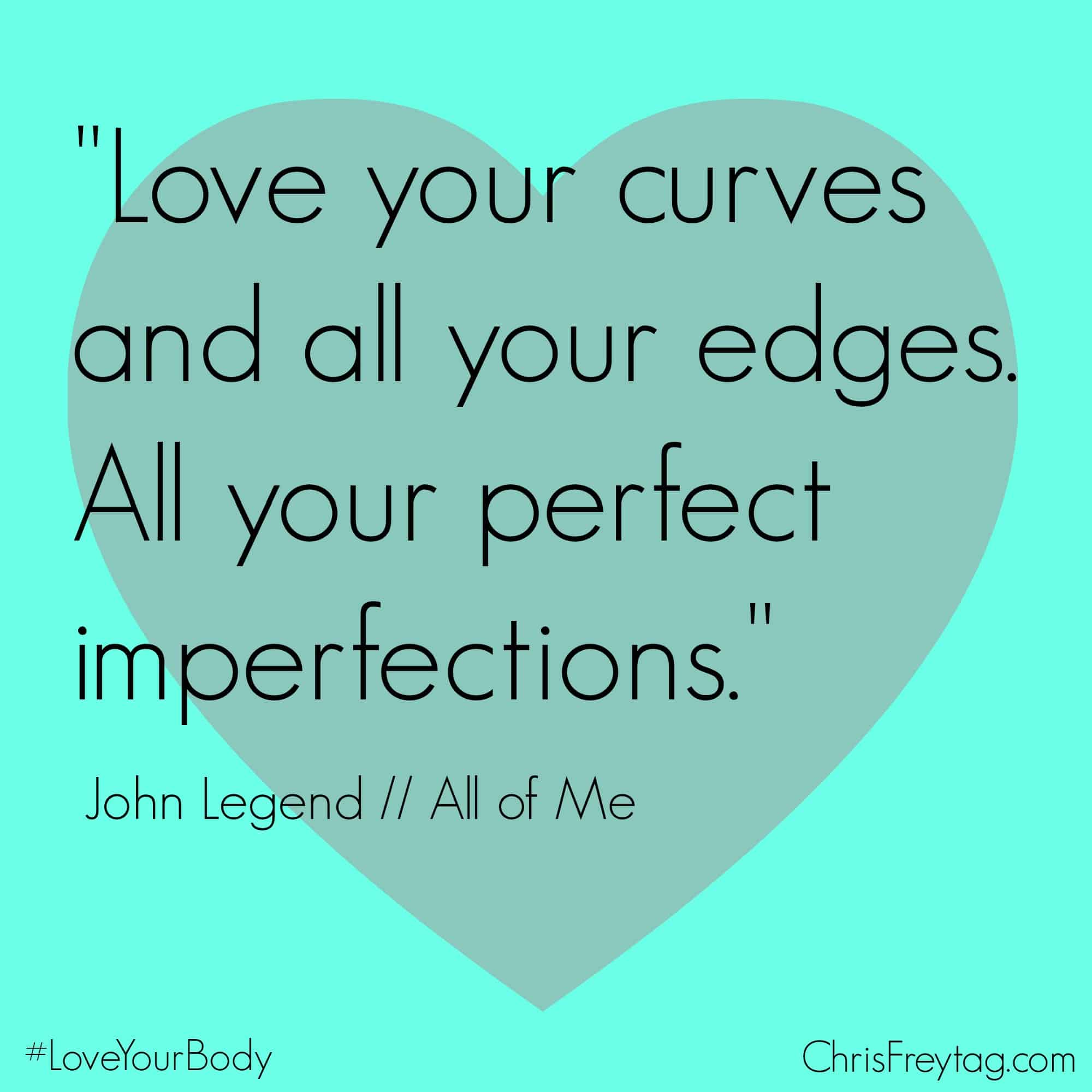 I Love My Curves Quotes