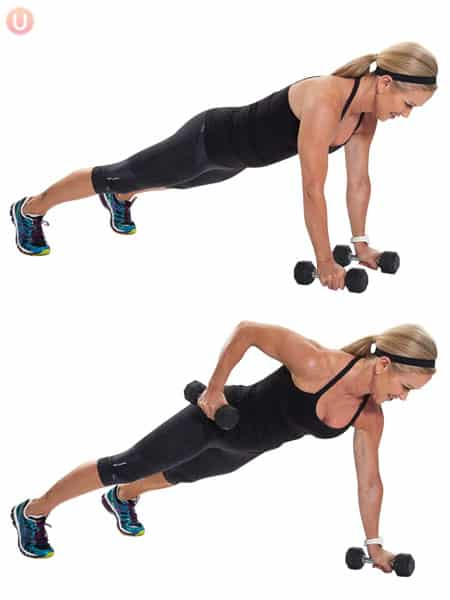 Bad back? Work a few of these strength exercises into your daily workouts and watch the improvements happen!