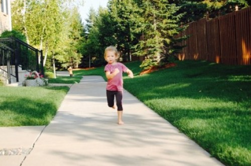 Your toddler will love doing these simple exercises while learning about the power of movement.