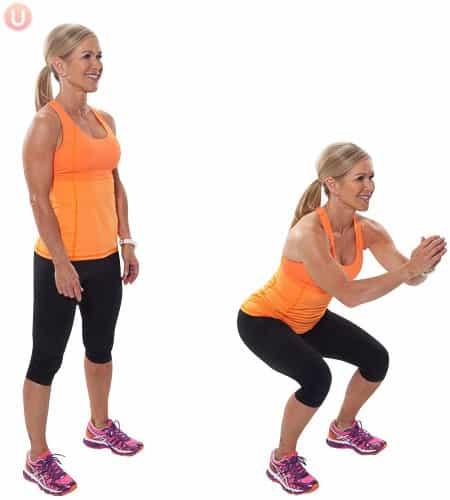 Basic-Squat_Exercise