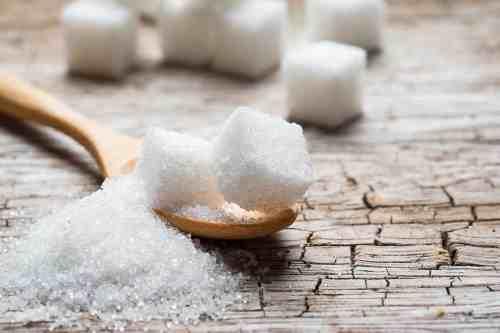 Sugar can make menopause symptoms worse.