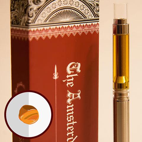 Cartridge - Amsterdam Candyland Caramel 2 GRAMS