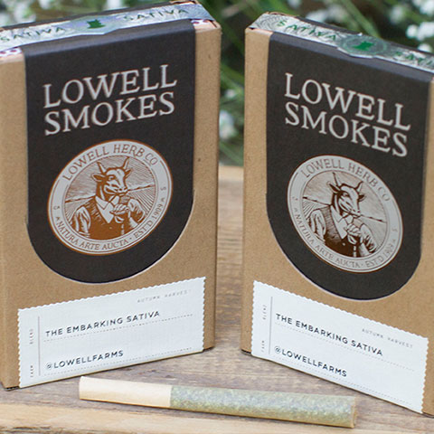 Preroll - Lowell Smokes Sativa