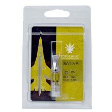 Cartridge - Top Flight Lemon Tree 600mg