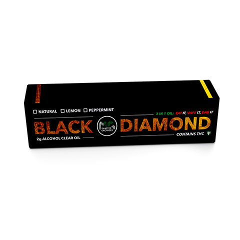 RSO - Black Dimond by Master Growers
