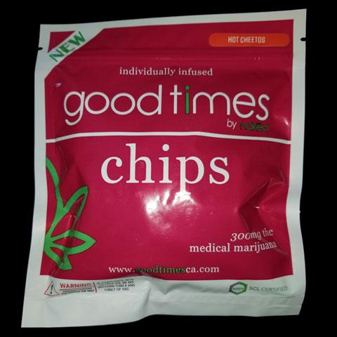 Chips - Hot Cheetos 300mg Good Times