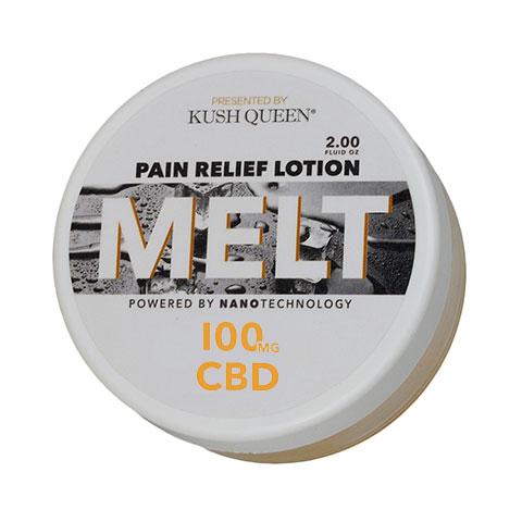 Lotion - Kush Queen Melt Pure CBD