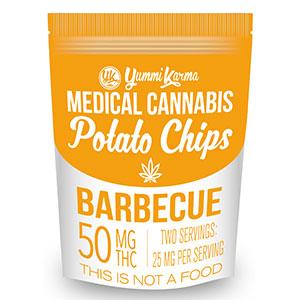 Chips - BBQ 50mg Yummi Karma