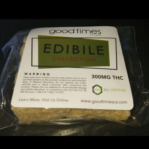 Rice Crispies Treat 300mg