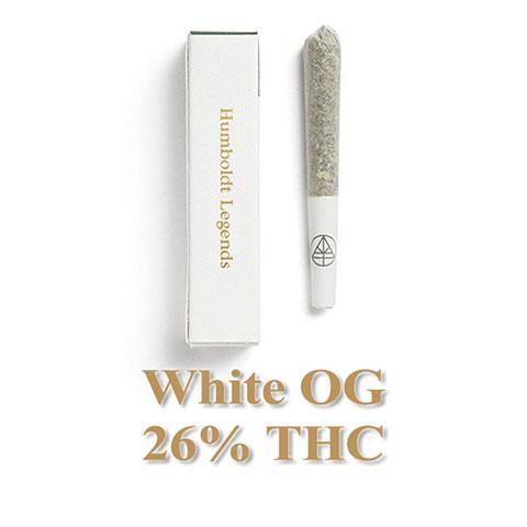 Preroll - Humboldt Legends White OG