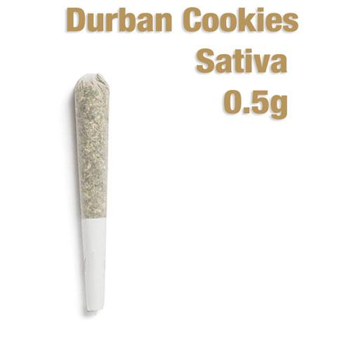Preroll - Durban Cookies Half Gram