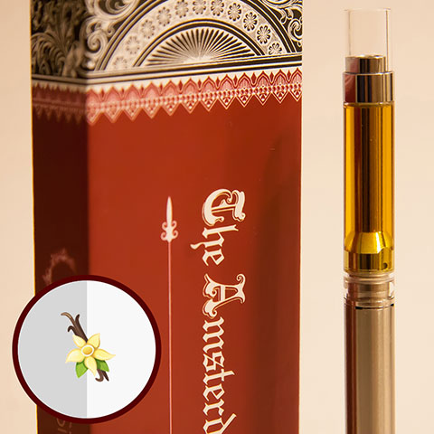 Cartridge - Amsterdam Vanilla de Barcelona 2 GRAMS