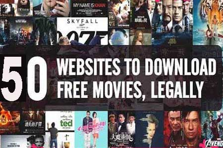 Top 50 Free Movies Download Sites - Download HD Movies