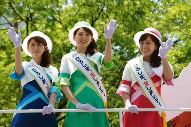 parade queens