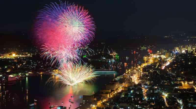 onomichi fireworks
