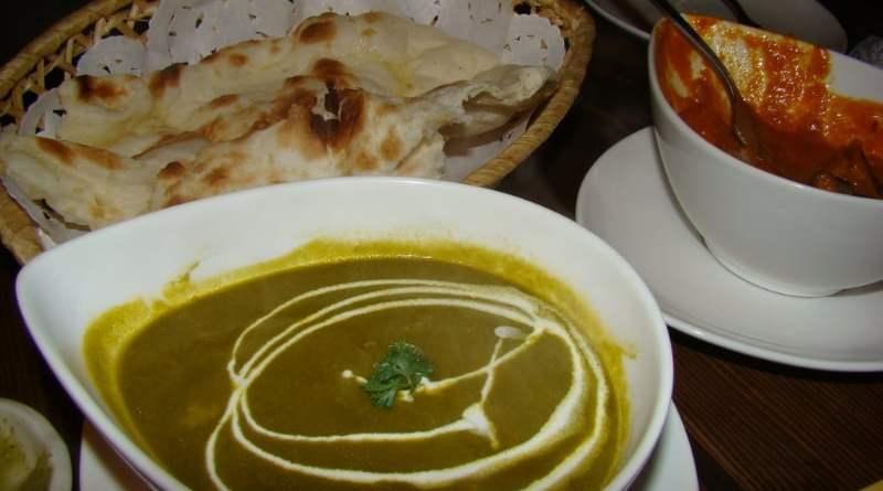 Bombay Indian dining in Ujina