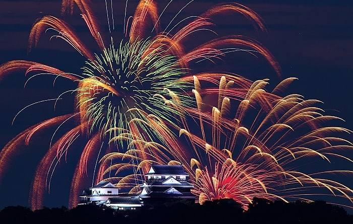 mitsuhama fireworks matsuyama
