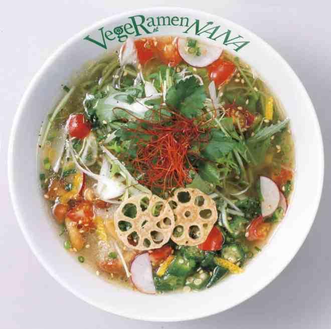 Veggie Ramen NANA