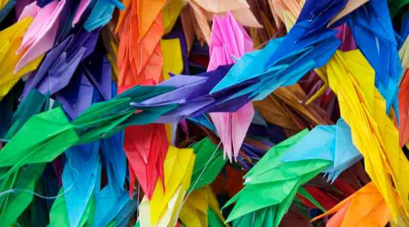 hiroshima peace crane