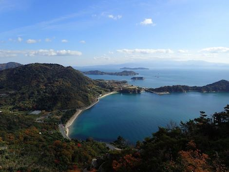 island trail view