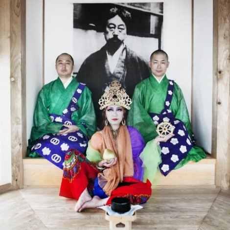 Contemporary Buddhist Art group S-va-ha