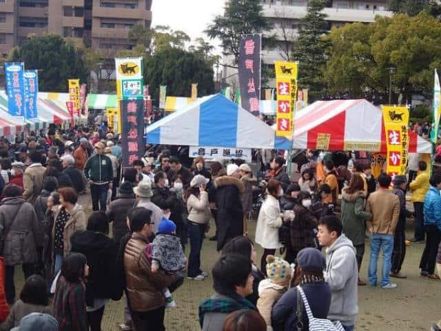 Kure Seafood Festival