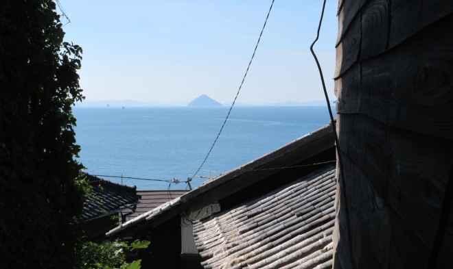 Ozuchishima from Ogijima ©David Billa