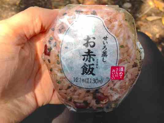 Osekihan-onigiri