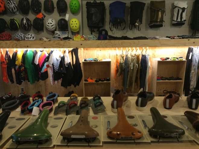 Cycle Shop Grumpy - accessories