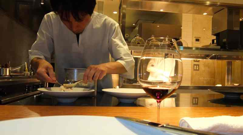 Hiroto Michelin star restaurant in Hiroshima