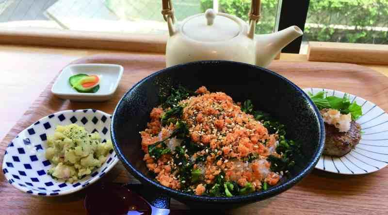 O-dashi-no-kaori set meal 2