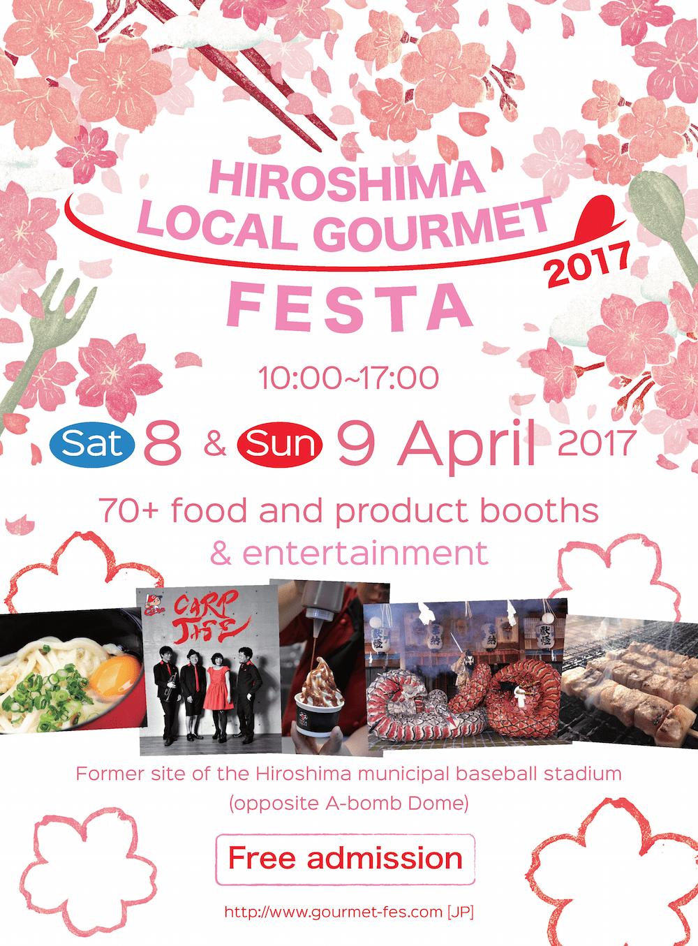 spring gourmet festa
