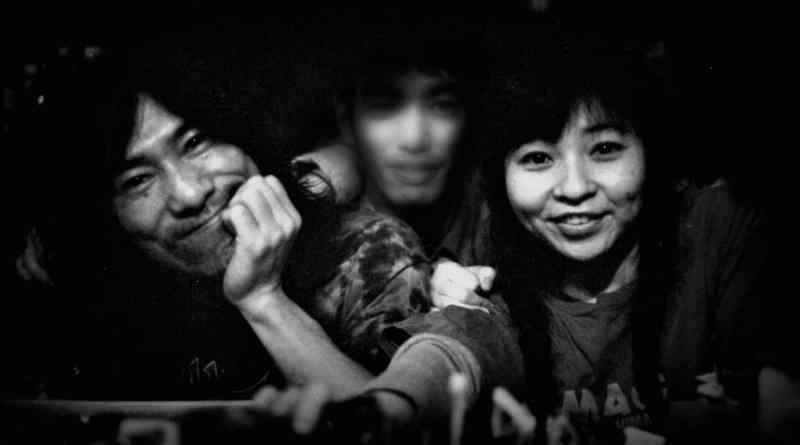 Mac and Yuri at original Mac Bar