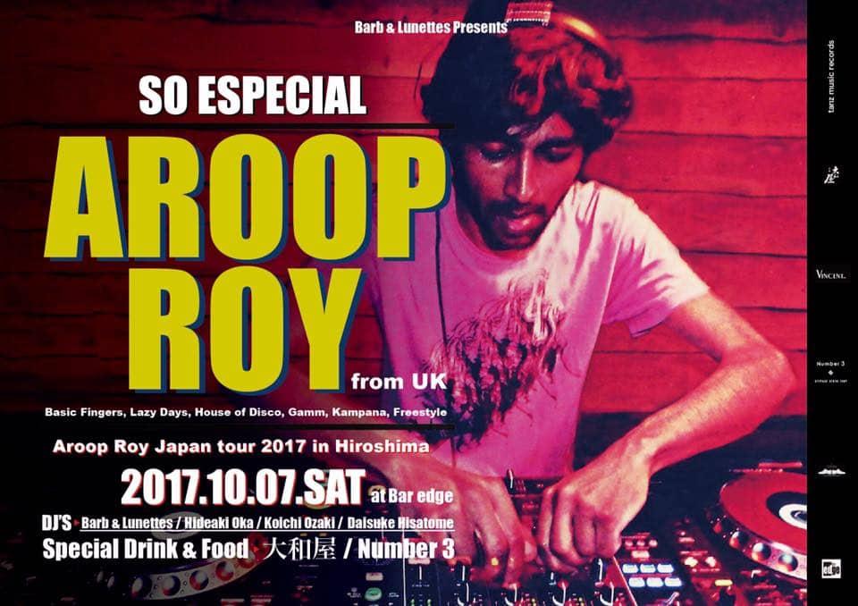 So Especial Aroop Roy